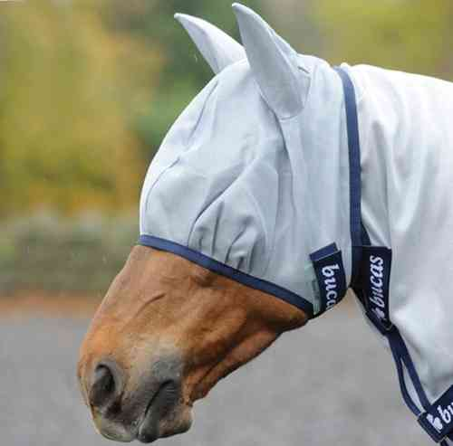 Buzz-Off, fly mask