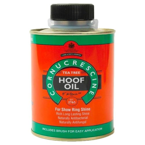 Carr&Day&Martin Cornucrescine Tea Tree Hoof Oil