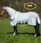Rambo Pony Sweetitch Hoody Horseware